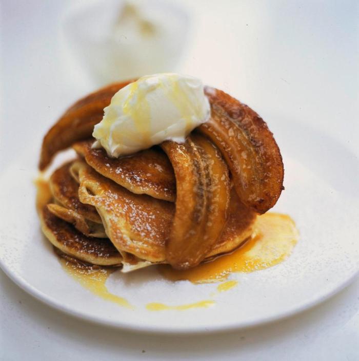 Jamie Oliver pancakes
